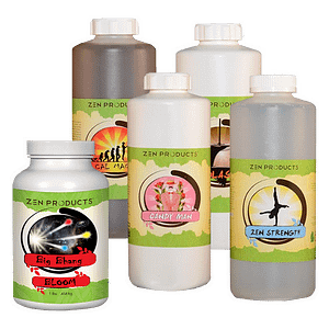 Zen Products Grow Additives